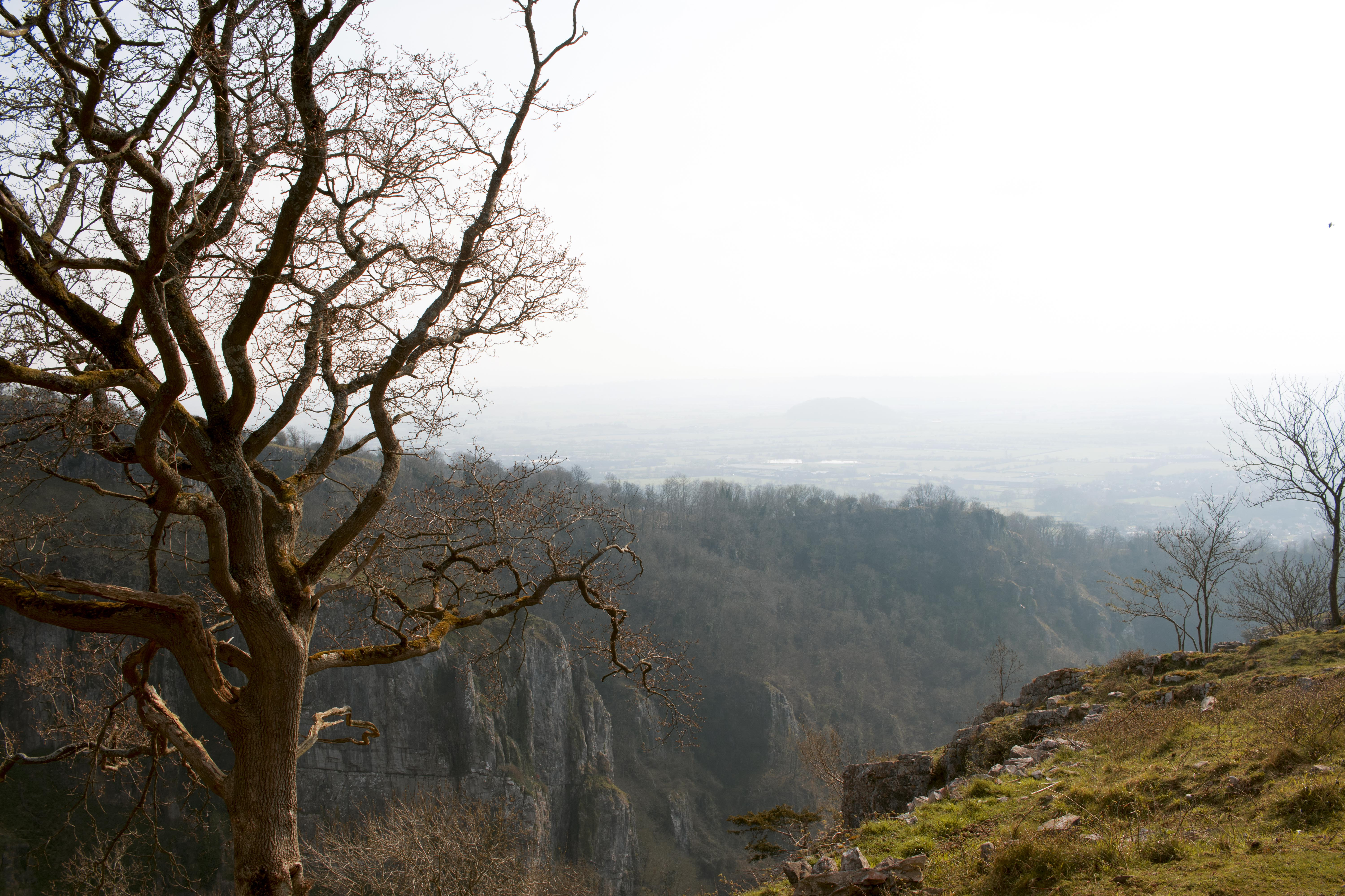 Epic Mountain Views from Chedder Gorge