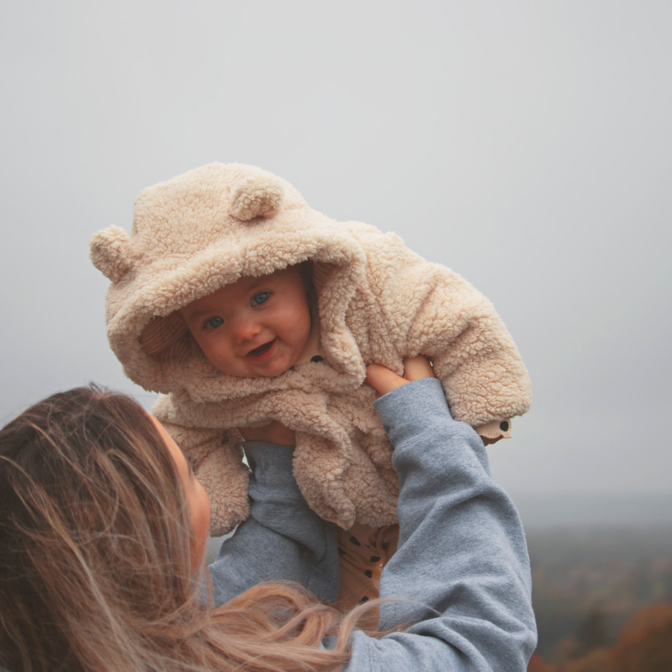 Autumnal Family Shoot in Surrey