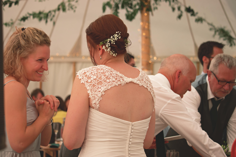 Bride & Best Friend