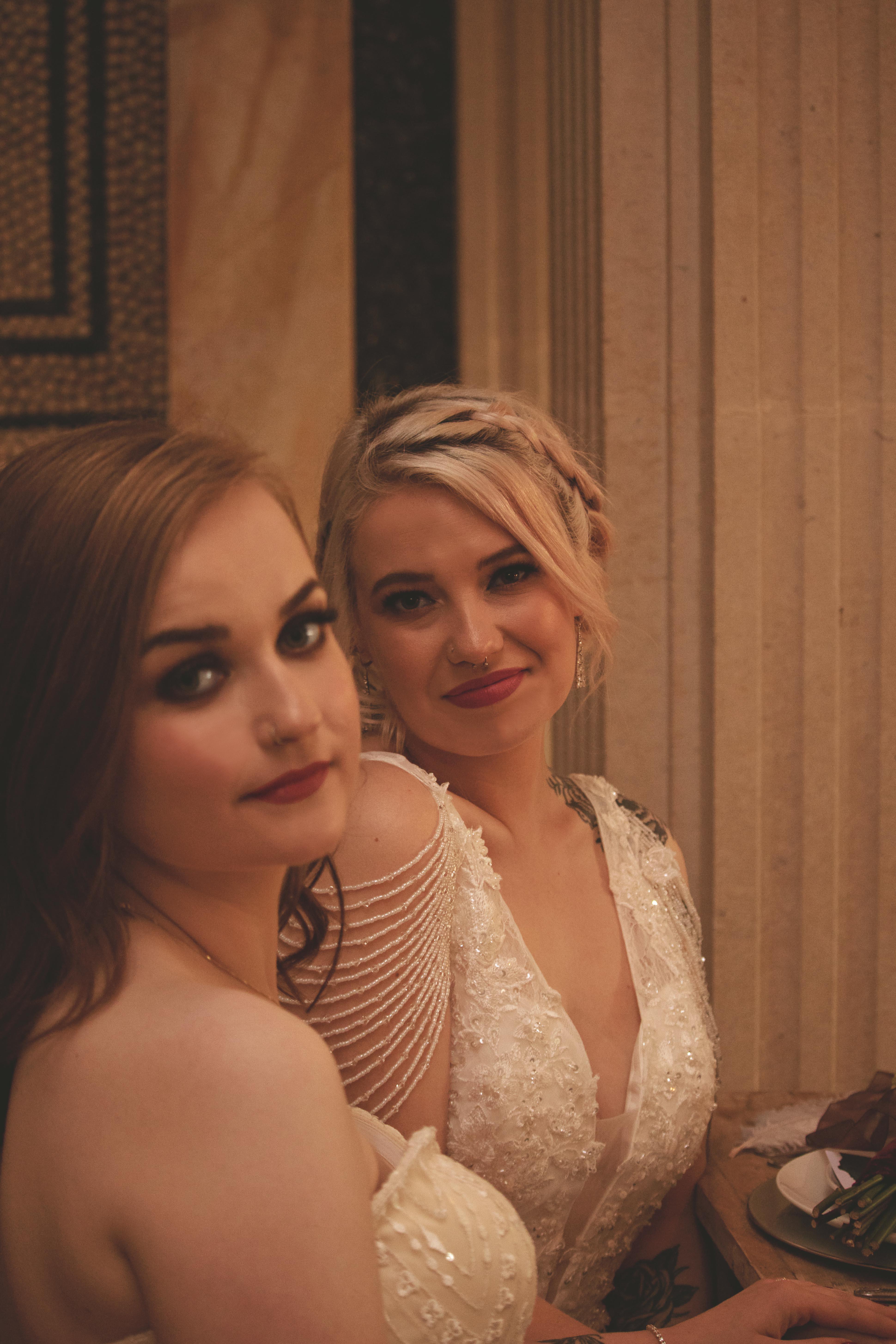 Bridal Portraits at Euridge Manor Wedding Reception
