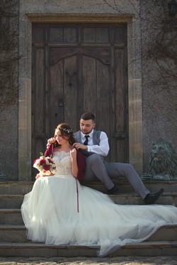 Fairy-tale Castle Couple Shots