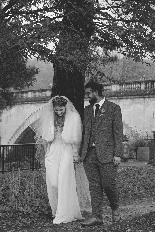 Autumnal Romantic Couple Shots