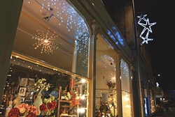 Christmas at Pancache in Clevedon