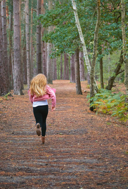 Natural Family Portraits in Surrey