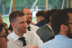 Guests Reactions to Wedding Speech
