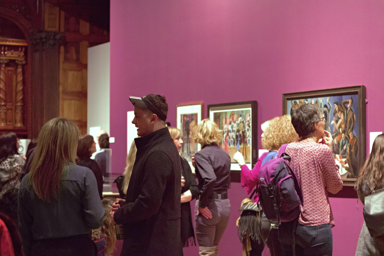 Art Exhibition Event Venue