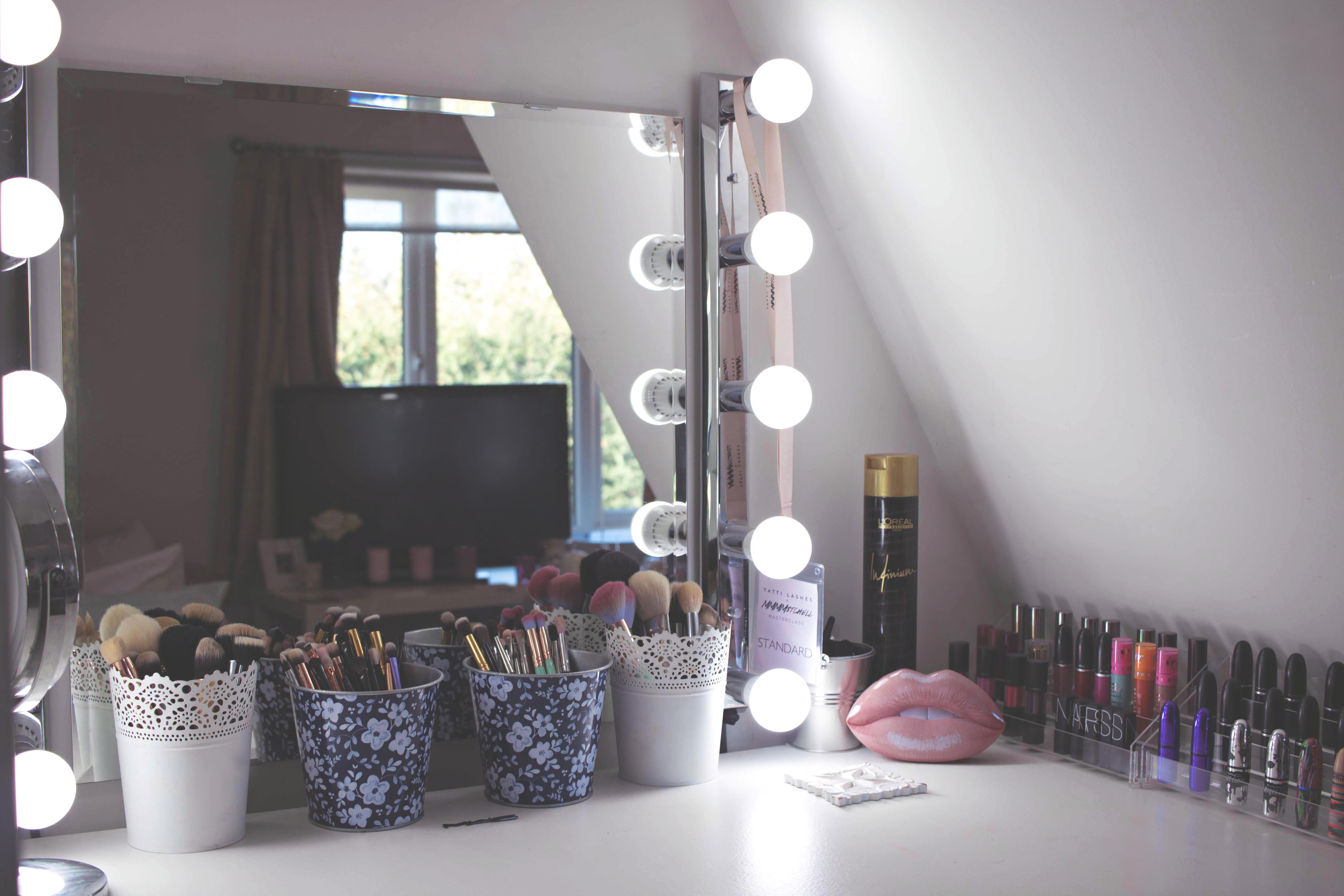 Buck Beauty Salon Branding Product Photography