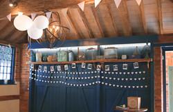 Barn Themed Rustic Wedding Reception