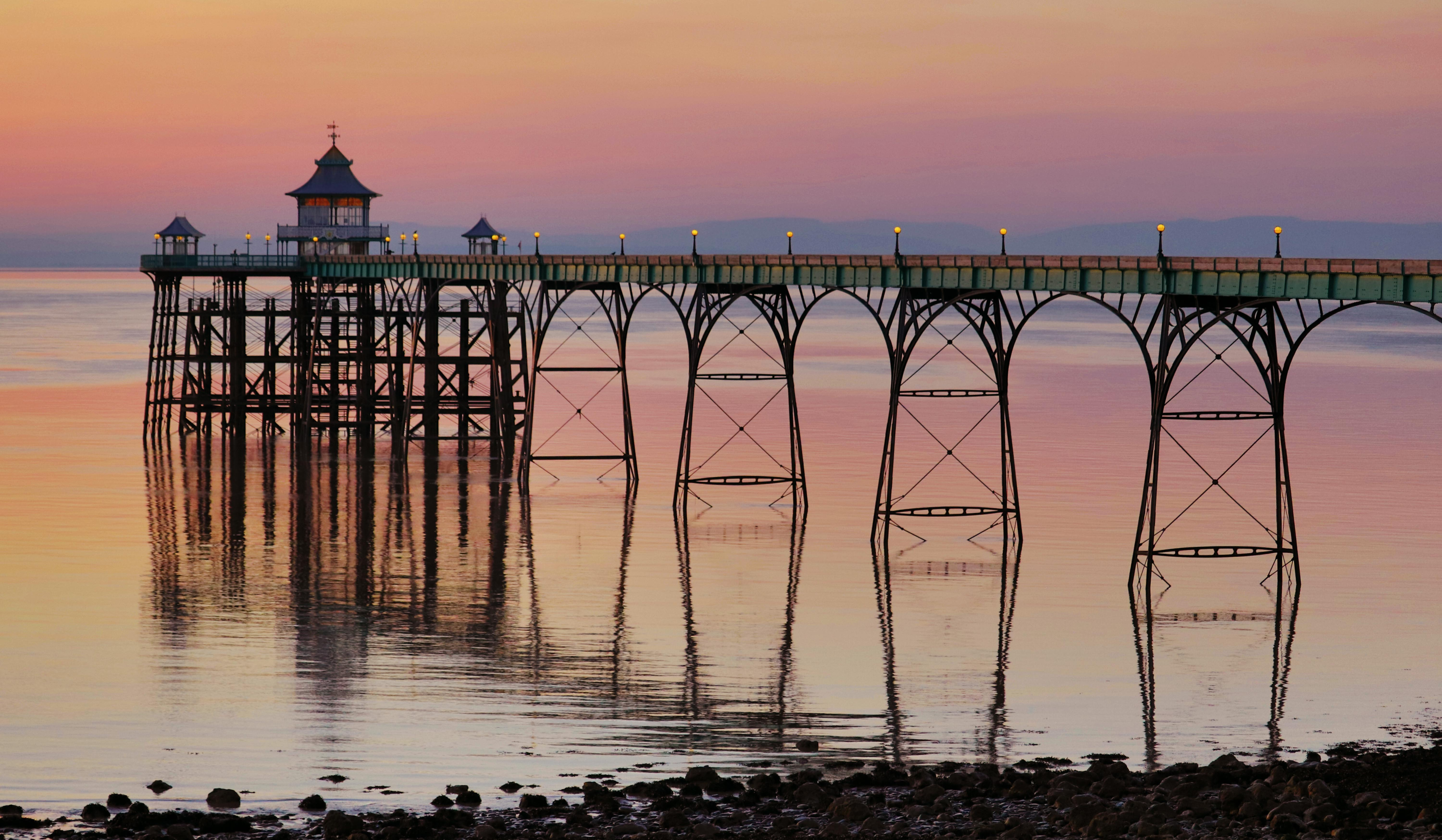 Grade 1 Listed Clevedon Pier