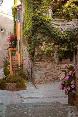 Stunning French Village in Grimaud
