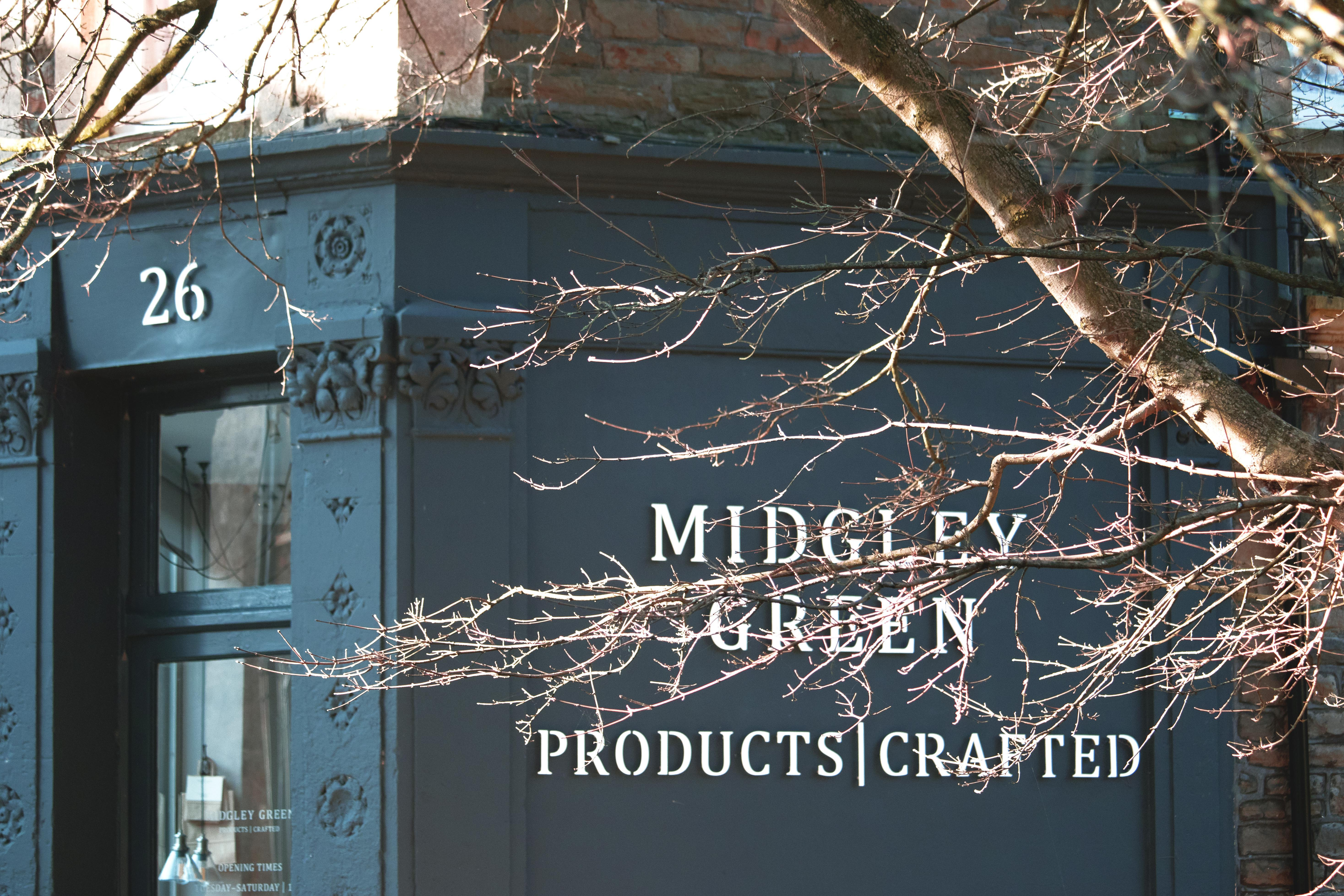 Midgley Green Somerset Shop