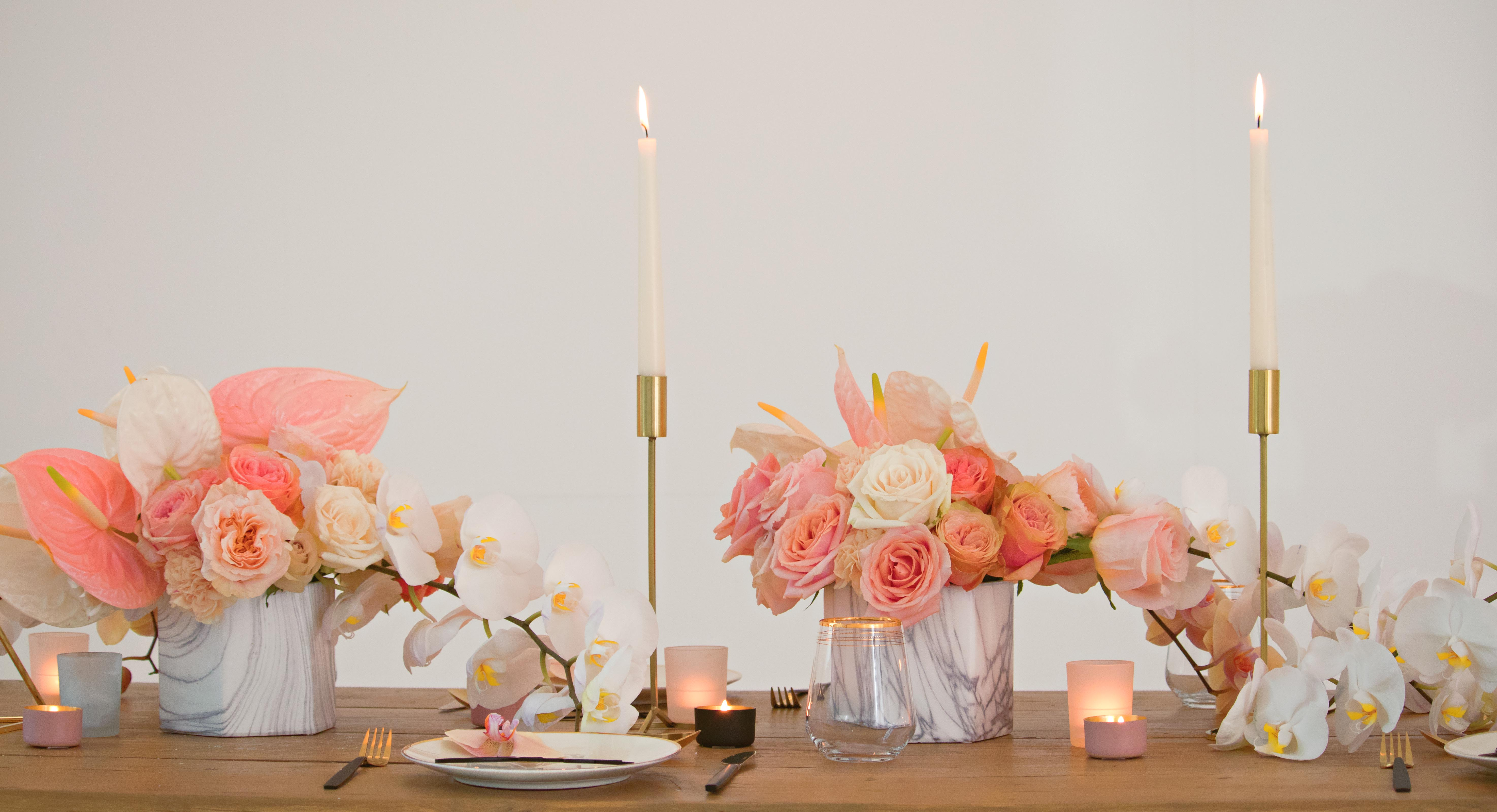 Stylised Wedding Tablescape