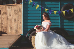 Fairy-tale Bridal Portraits