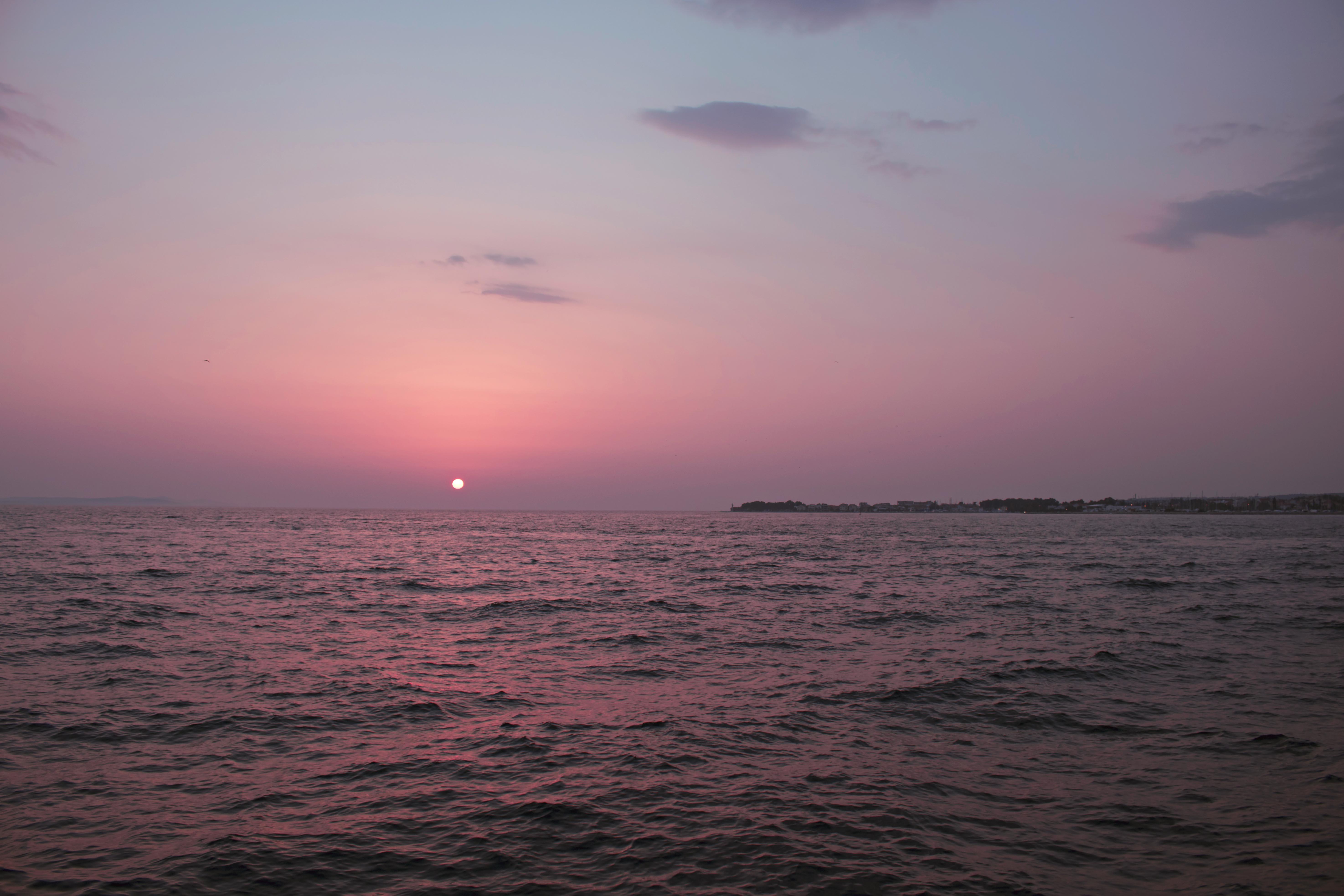 Zadar, Croatia Sunset