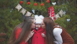 Christmas Family Photography