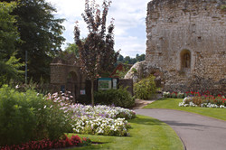 Wedding Photography at Guildford Castle