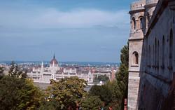 Budapest Parlimental Buildings