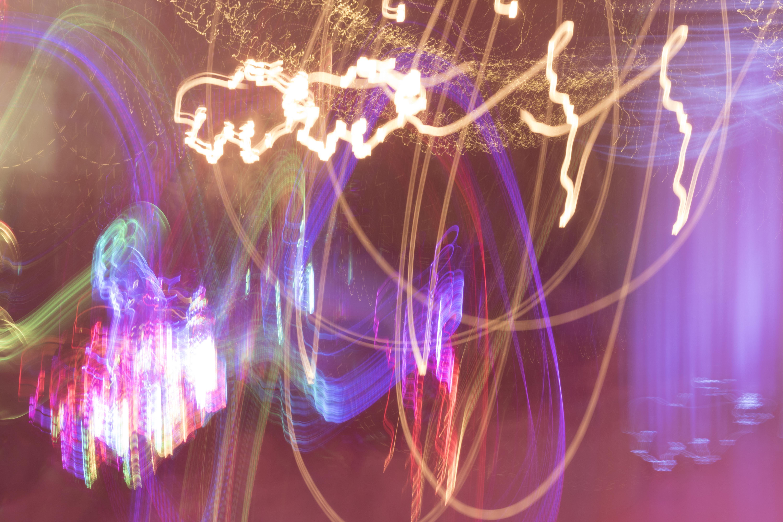Light Photography Long Apeture