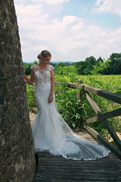 Documentary Bridal Portrait