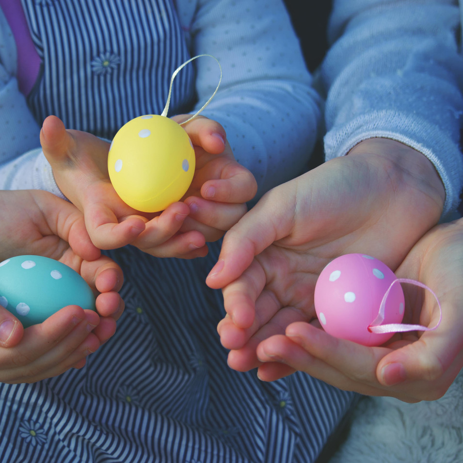 Easter Family Shoot in Surrey