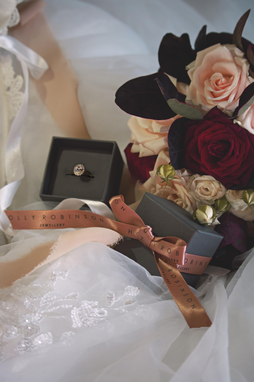 Jewellery Flat Lay