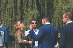 Documentary Wedding Photography in Surrey
