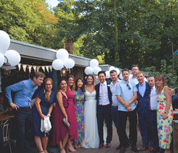 Group Photography at Weddings