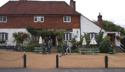 Groom Prep Surrey Pub