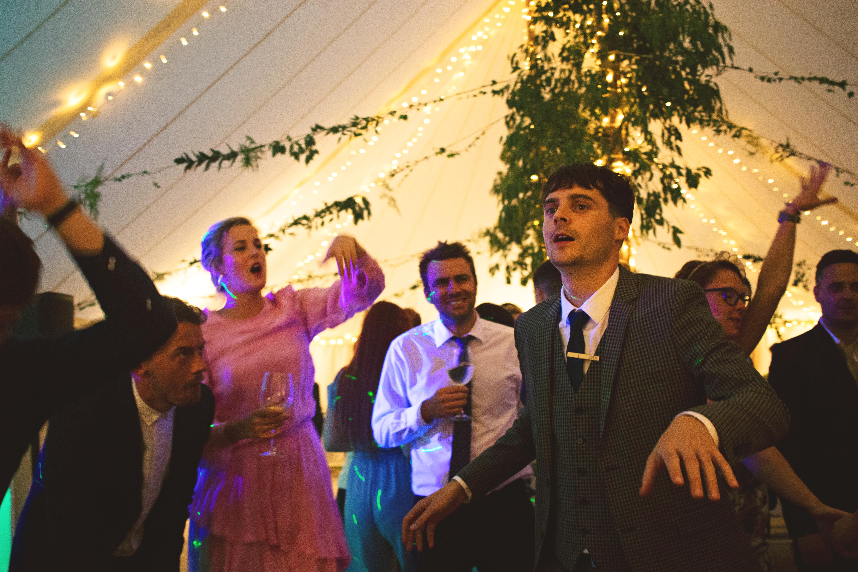 Dance Wedding Shots