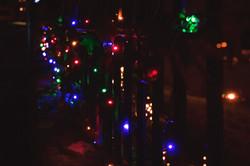 Bokeh Christmas Lights
