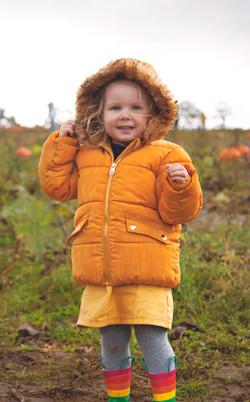 English Pumpkin in Surrey