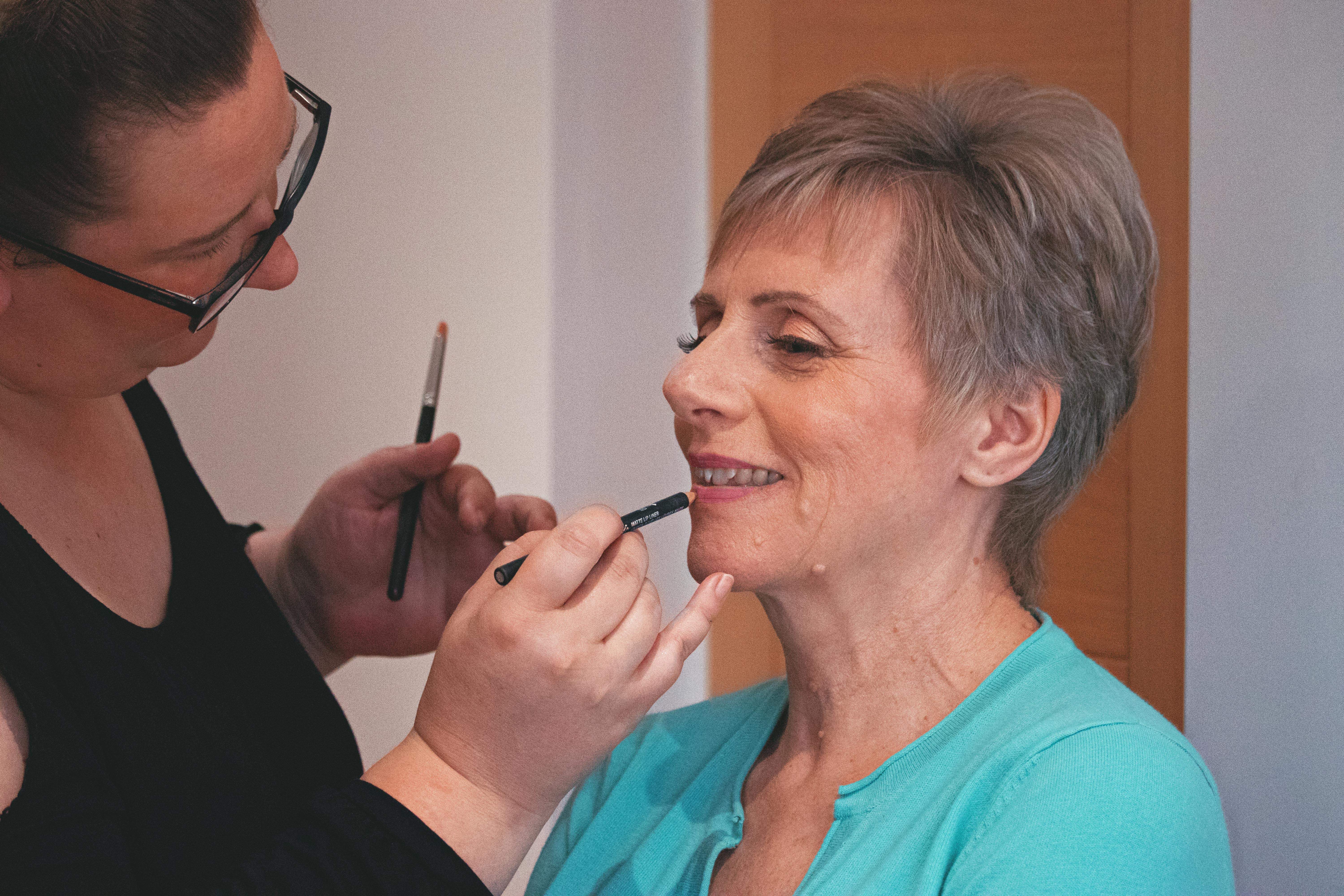 Mother of The Bride Make-Up