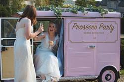 Wedding Prosecco Tuk-Tuk