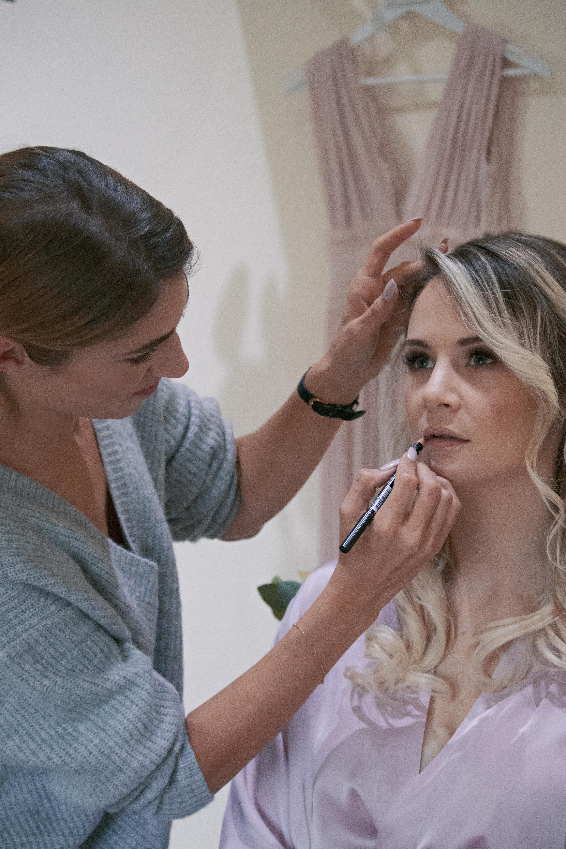 Bridemaids Make-up