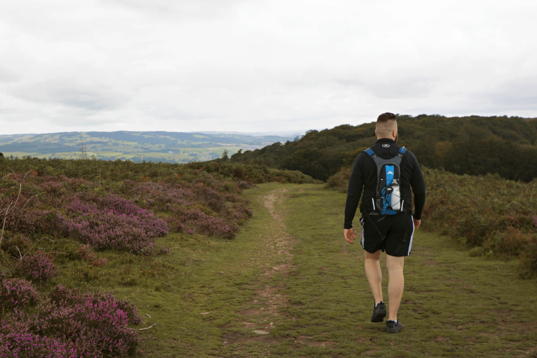 Adam at Quantock Hills