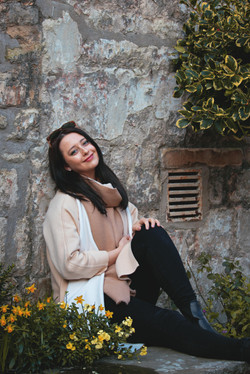 Relaxed Portraits in Bath