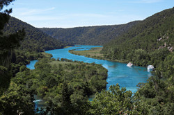 Stunning Views of Krka National Park