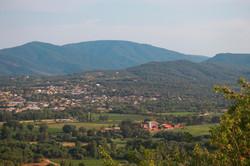 Foothills of Massif des Maures
