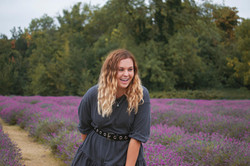 Shoot with Musician at the Lavender