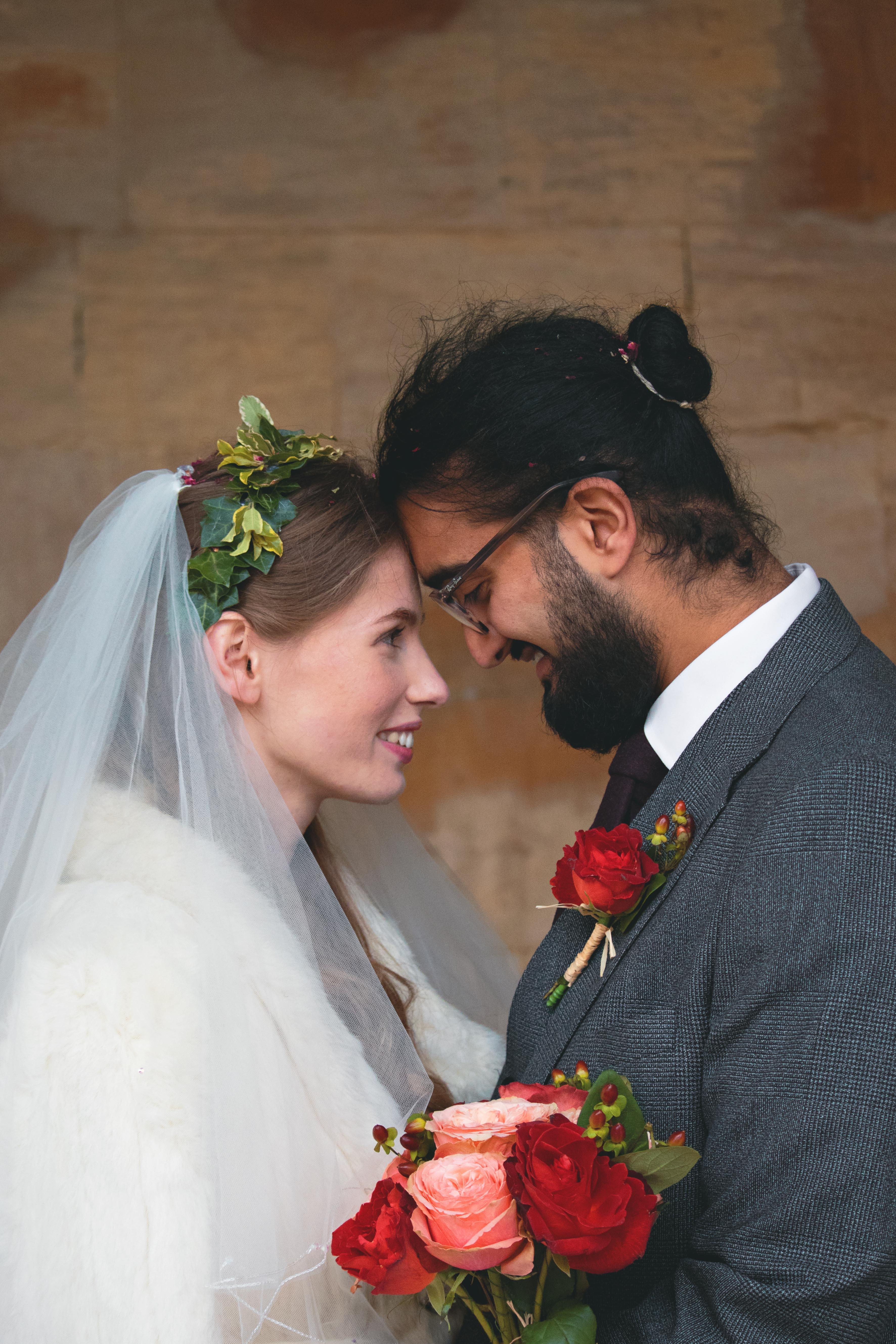 Romantic Autunmal Wedding