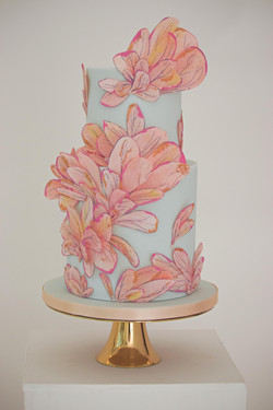 Delicate Cake by The Cake Palour