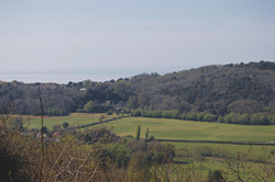 Stunning Costal Views Of Somerset Landscape Photography
