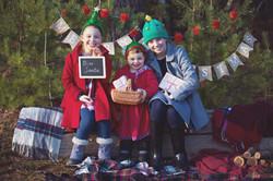 Family Christmas Photography