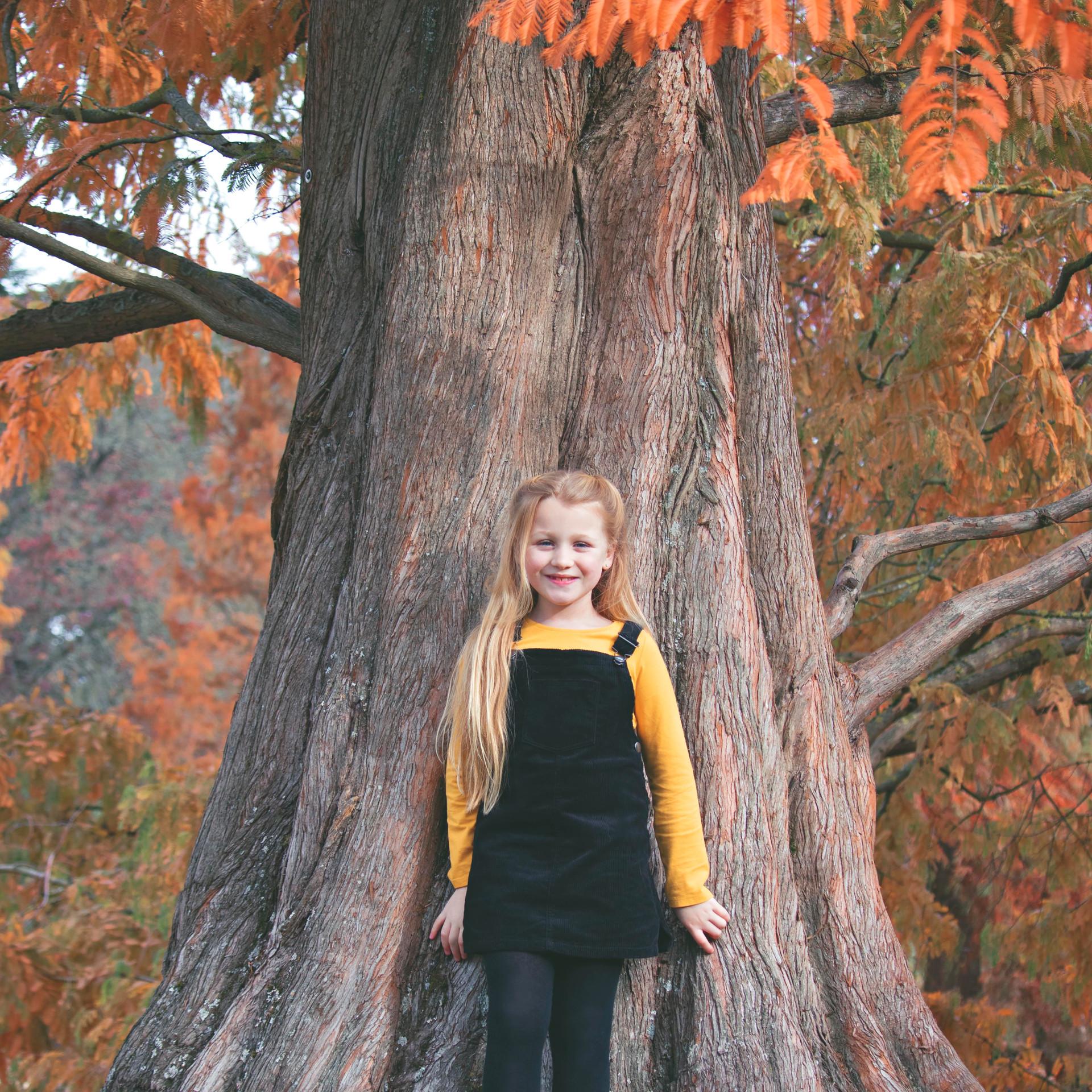 Autumnal Family Portraits
