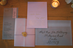 Wedding Stationery by Merrie & Bright