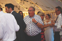Summer Wedding Dancing Shots