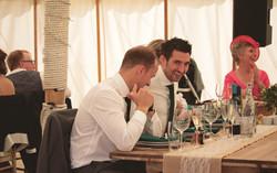 Wedding Speech Reactions