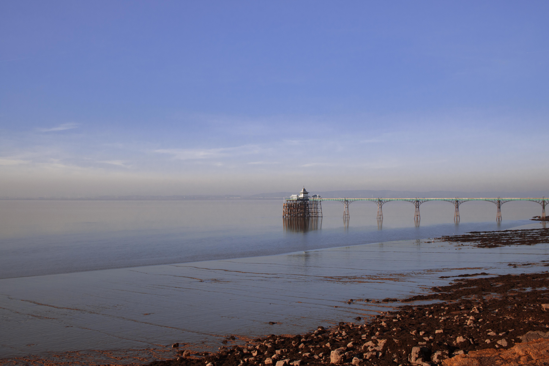 Clevedon Beach & Pier