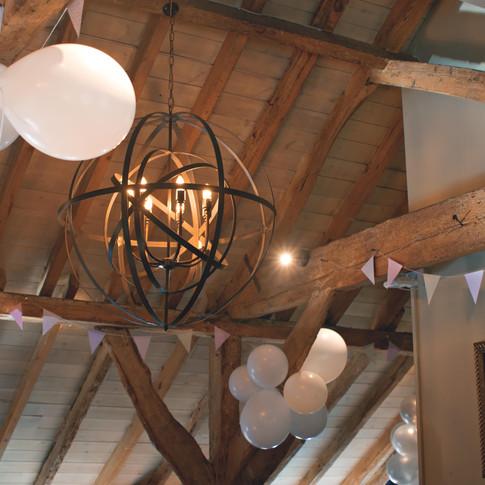 British Pub Wedding Reception