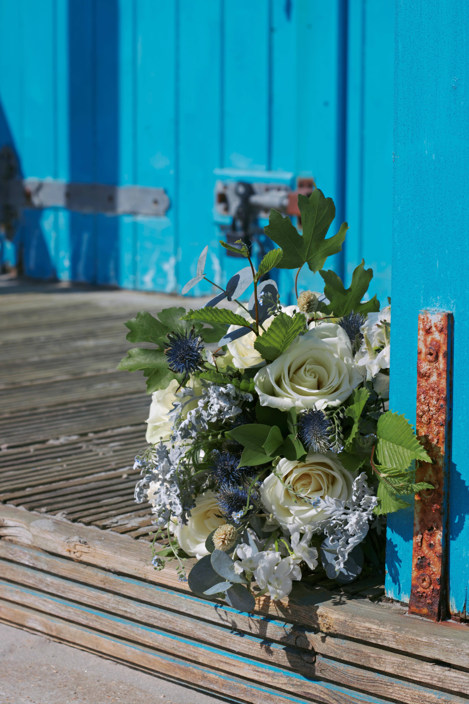 Beach Wedding Florals